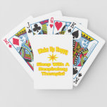 Humorous Respiratory Therapist Gifts Card Deck