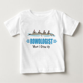 Humorous Rowing Infant T-shirt