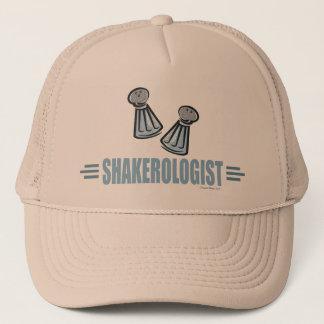 Humorous Salt and Pepper Shakers Trucker Hat