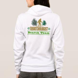 Humorous Sasquatch Bigfoot Hoodie
