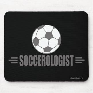 Humorous Soccer Mousepads