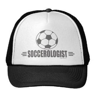 Humorous Soccer Trucker Hat