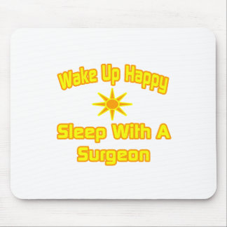 Humorous Surgeon Shirts and Gifts Mouse Pad