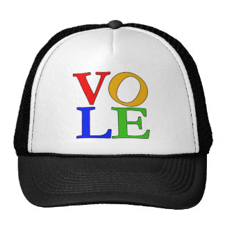 Humorous Take on LOVE T-shirts and Gifts Mesh Hat