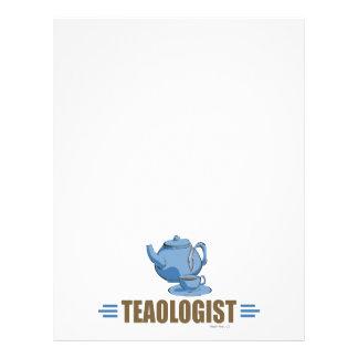 Humorous Tea Flyer