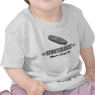 Humorous Television Remote Control Tshirt