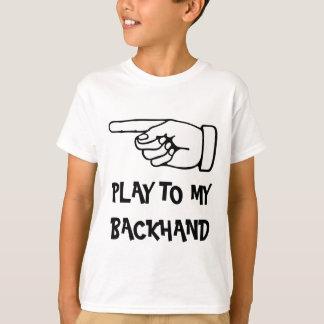 Tennis shirt sayings