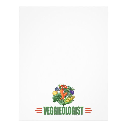 Humorous Vegetarian Flyer