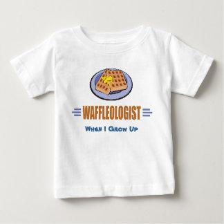 Humorous Waffle Chef Tee Shirts