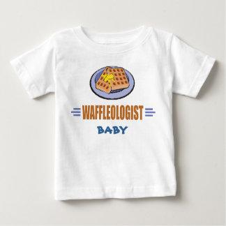 Humorous Waffle Chef Tee Shirt