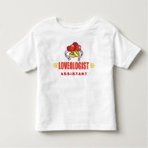 Humorous Wedding, Love Toddler T-shirt