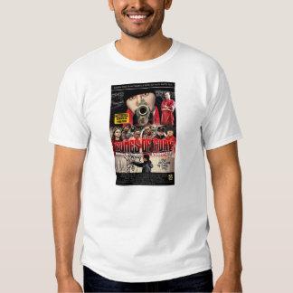 """""""Humos camiseta blanca de la furia"""" Polera"""