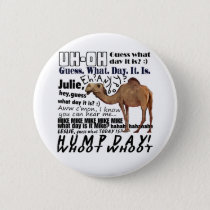 hump day! button
