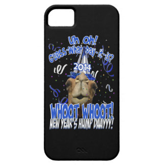 Hump Day Camel 2014 New Year's Eve Party iPhone SE/5/5s Case
