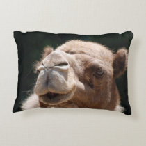 Hump Day Camel Accent Pillow