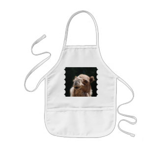 Hump Day Camel Kids Apron