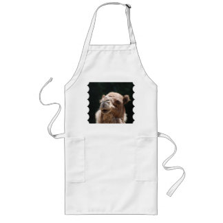 Hump Day Camel Long Apron