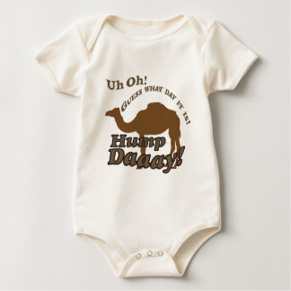 Hump Day Camel! Baby Bodysuit