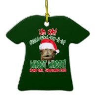 Hump Day Camel Christmas 2013 Christmas Ornament