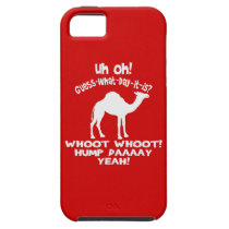 Hump Day Camel Guess What Day It Is iPhone Case