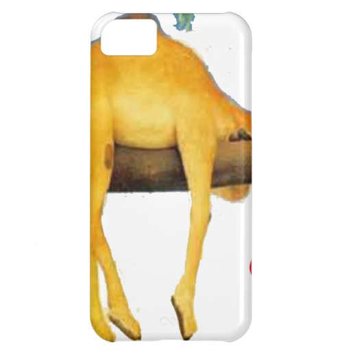 Hump Day Camel .. Overblown iPhone 5C Covers