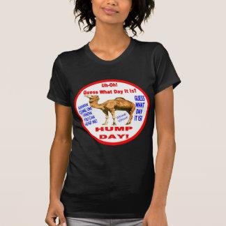 Hump Day Camel Seal Tshirts