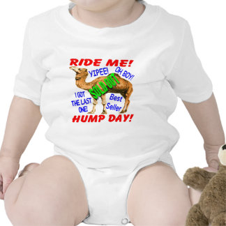 Hump Day Camel Sold Out (Not Really) Bodysuits