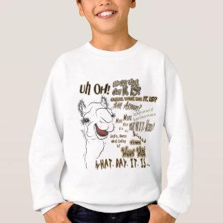 Hump Day Camel Sweatshirt