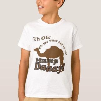 Hump Day Camel! T-Shirt