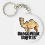 Hump Day Camel T Shirts j.png Key Chain