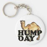 Hump Day Camel T Shirts.png Key Chain
