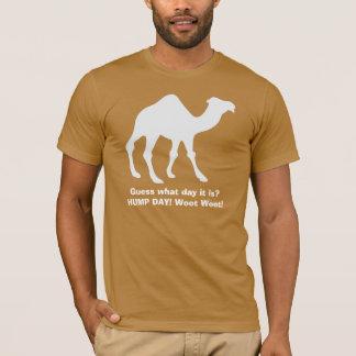 Hump Day Camel Tee Shirt