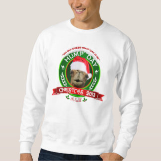 Hump Day Christmas 2013 Ale Label Sweatshirt