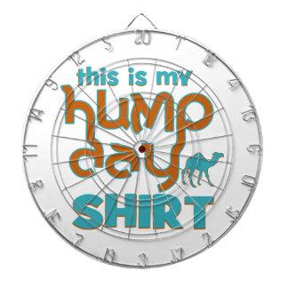 Hump Day Dartboard