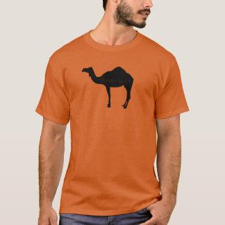 Hump Day Desert Camel Silhouette T-Shirt