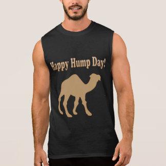 Hump day ! Happy Hump Day ! Sleeveless Shirt