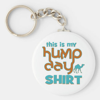 Hump Day Keychain