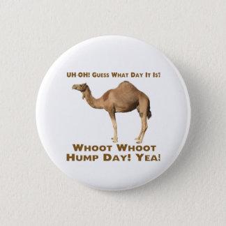 Hump Day Pinback Button