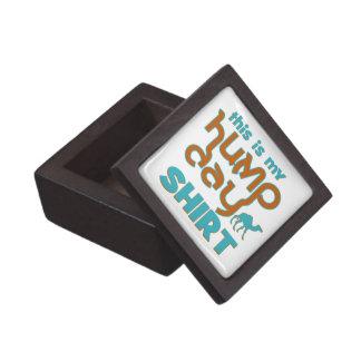 Hump Day Premium Jewelry Box