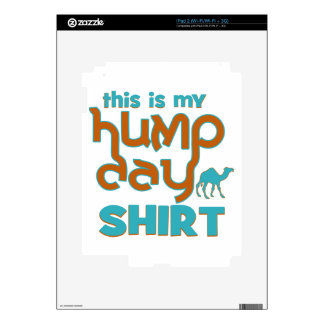 Hump Day Skins For iPad 2