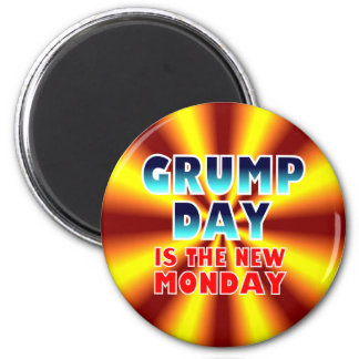Hump Day Spoof Magnet. Magnet