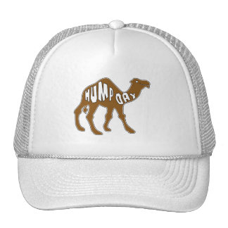 HUMP DAY with Camel Trucker Hat