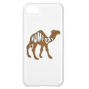 HUMP DAY with Camel iPhone 5C Case