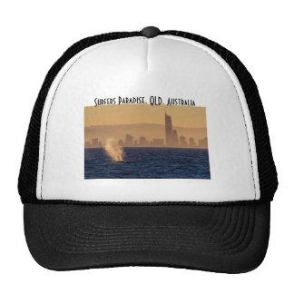 Humpack Whales Surfers Paradise Australia Trucker Hat