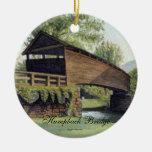 Humpback Bridge Christmas Tree Ornaments