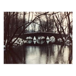 """Humpback Bridge"" Photo Postcard"