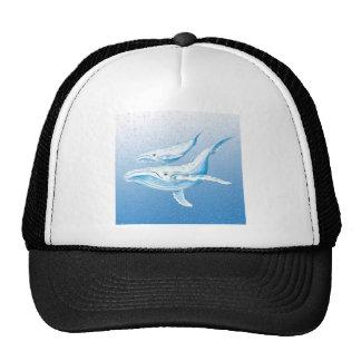 Humpback Family Trucker Hat