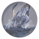 Humpback Party Plates