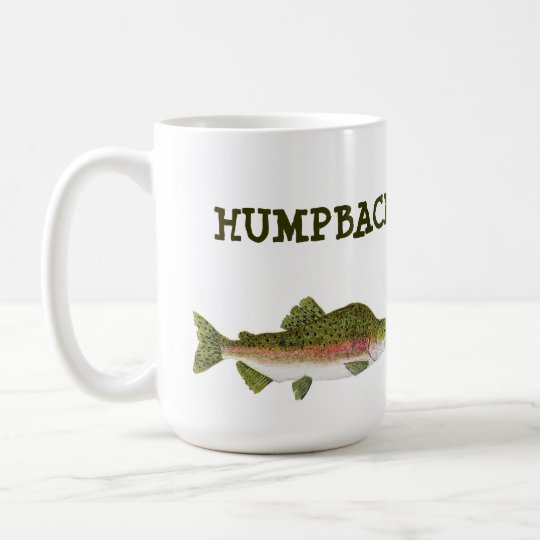 Humpback (Pink) Salmon Mug