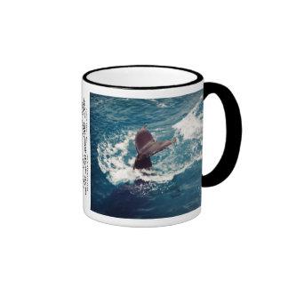 Humpback Tail, mug Ringer Mug